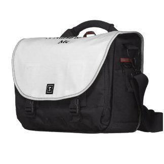 Una enfermera me ama bolsas de portátil