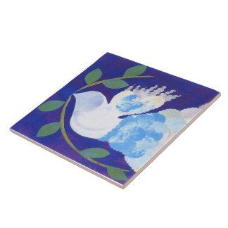 Una época para la baldosa cerámica de la paz azulejo cuadrado grande