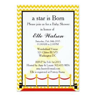 Una estrella es invitación nacida de la fiesta de