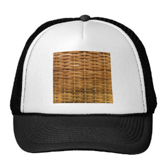 Una fila tejida gorra
