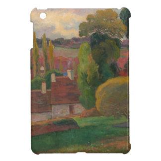 Una granja en Bretaña - Paul Gauguin