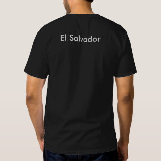 Una iguana salvaje en El Salvador imprimió la Camisetas