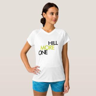 Una más camisa corriente del rastro de la colina