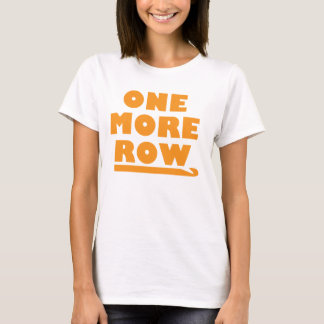 Una más fila camiseta