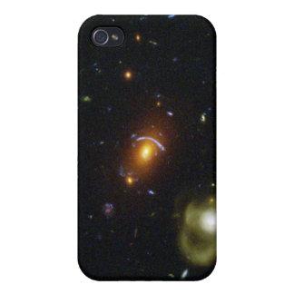Una mezcla ecléctica de galaxias iPhone 4 cobertura