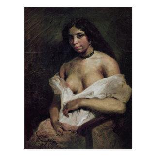Una mujer del mulato, c.1821-24 postal