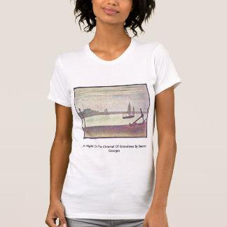 Una noche en el canal de Gravelines Camisetas