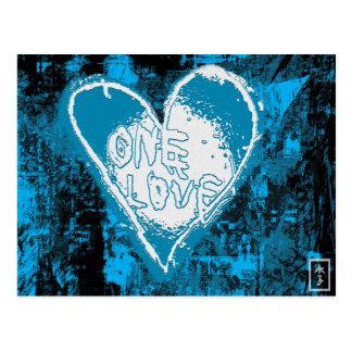Una postal del amor