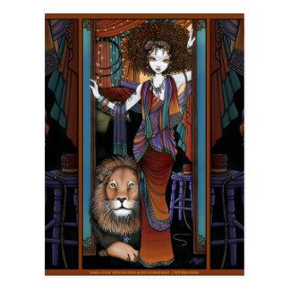 Una postal más doméstica del bohemio del circo de