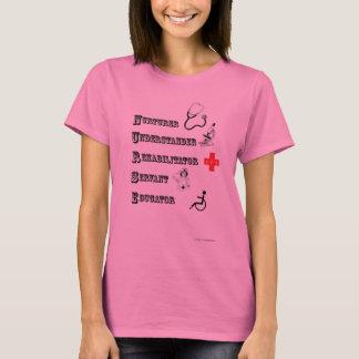 Una qué enfermera representa camiseta