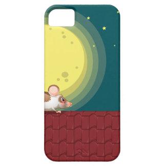 Una rata en el tejado iPhone 5 Case-Mate carcasa