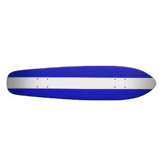 Una raya Longboard Patín Personalizado