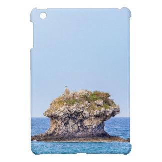 Una roca excepcional que sube de nivel del mar