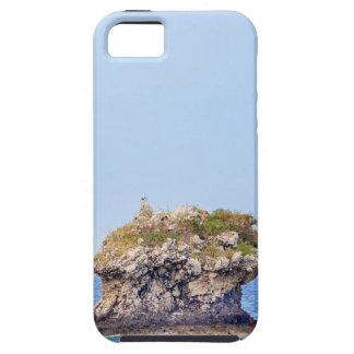 Una roca excepcional que sube de nivel del mar funda para iPhone SE/5/5s