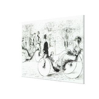 Una sugerencia para el Park', 1879 Impresión En Lona