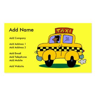 Una tarjeta adaptable del negocio/del perfil del tarjetas de visita