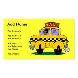 Una tarjeta adaptable del negocio/del perfil del plantilla de tarjeta de negocio