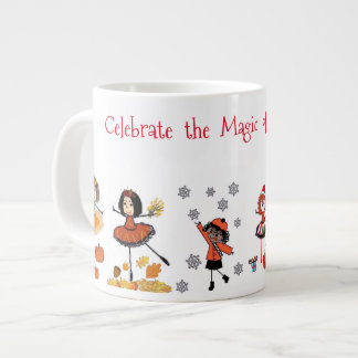 ¡Una taza por todas las estaciones - celebre la