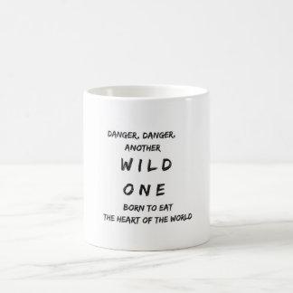 Una taza salvaje
