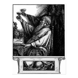 Una tostada a la postal de la muerte