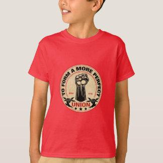 Una unión más perfecta 1016 camiseta