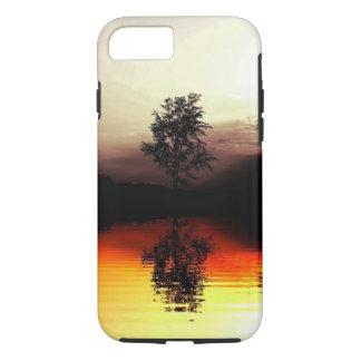 Una visión del calor si usted apenas mira funda iPhone 7