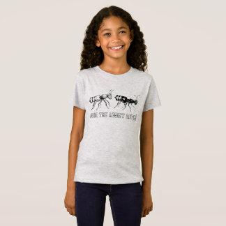 ¡Únase a las hormigas de la resistencia! La Camiseta