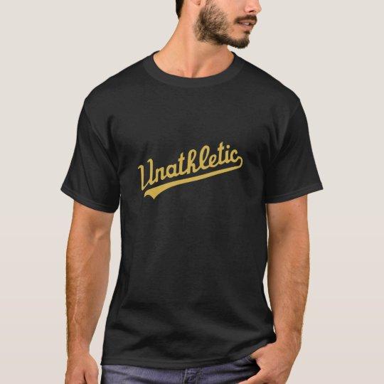 Unathletic Camiseta