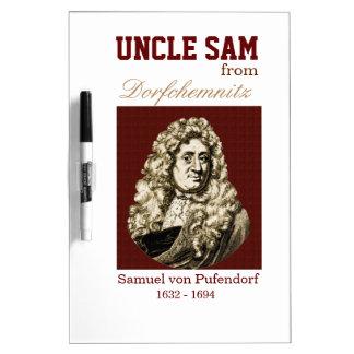 Uncle Sam Tableros Blancos