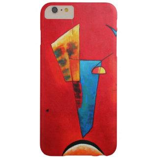 Und Gegen del Kandinsky-Mit de Wassily Funda Barely There iPhone 6 Plus
