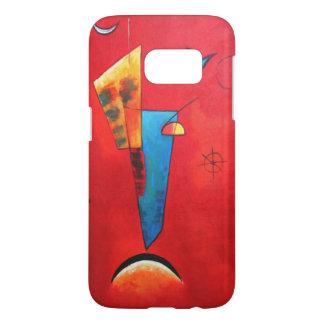 Und Gegen del Kandinsky-Mit de Wassily Funda Samsung Galaxy S7