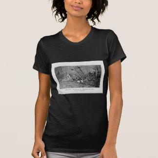 Und Tod (Edelhirsche del Auf Leben en el der Camiseta