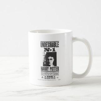 Undesirable ningún 1 taza básica blanca