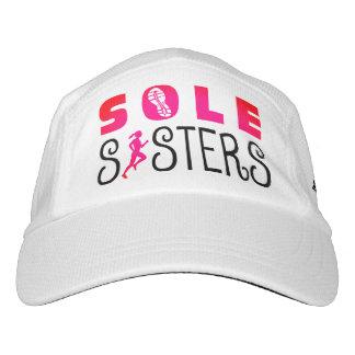 Únicas hermanas que corren para el vino del final gorra de alto rendimiento