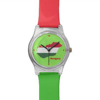 Único reloj de Hungría
