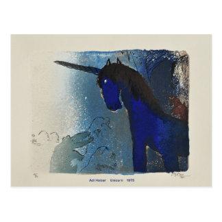 Unicornio 1975 del Adi Holzer Postal