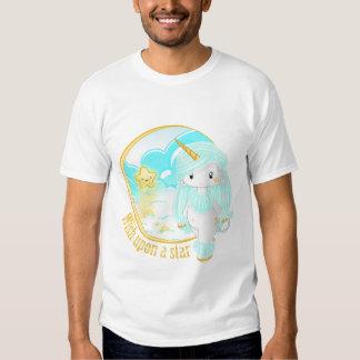 Unicornio azul Po Camisas