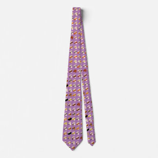 Unicornio barbudo corbata