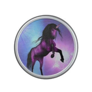 Unicornio bonito altavoz con bluetooth