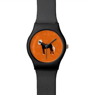 Unicornio de Skullhead Reloj De Pulsera