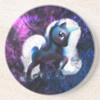 Unicornio de Starmist Posavasos De Arenisca
