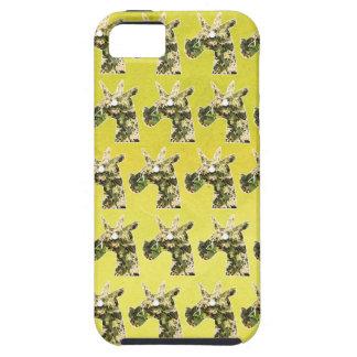 Unicornio del jazmín funda para iPhone SE/5/5s
