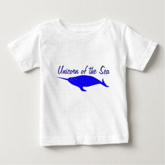 Unicornio del mar camisetas
