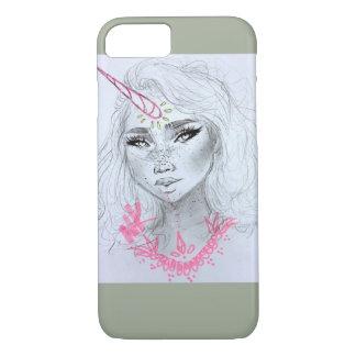 unicornio funda iPhone 7