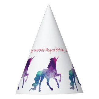 Unicornio - gorra del fiesta