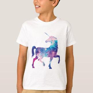 Unicornio mágico brillante camiseta