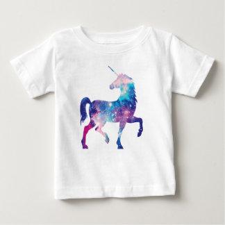 Unicornio mágico brillante camiseta de bebé
