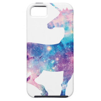 Unicornio mágico brillante funda para iPhone SE/5/5s
