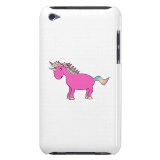Unicornio rosado lindo iPod touch Case-Mate cárcasa