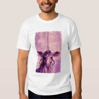 Unicornio Violeta Camisas
